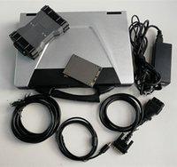بروتوكول DOIP مع برنامج SSD 2020.12V ل MB ستار C6 SD 6 في CF52 كمبيوتر محمول 4G Toughbook ل Meecedes Xentry Diagnostic Tool