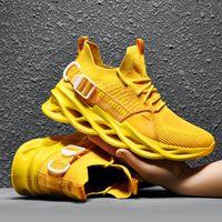 Blade-Sharp Ayakkabı 202 Trendy Gençlik Düşük Üst Örgü Eğitmenler 45 Artı Boyutu Erkek Sneakers 46 Orta Okul Öğrenci Rahat Sneaker