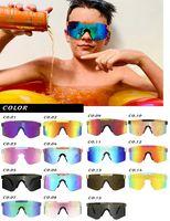Verão Moda Homem Tr90 Óculos de Sol Dupla Vida Polarizada Espelhada Goggles Polarizador Lente Ciclismo Glasse 15Colo Ao Ar Livre Óculos Óculos Óculos Ultra-Light Sports