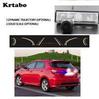 Auto Rückansicht Kameras Parking Sensoren für Mitsubishi Colt Space Wagon Grandis MPV Nachtsicht Superior Qualität Wasserdichte Kamera Sternenlicht