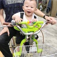 Bicicleta Sadias Aoxin Road Bicicleta Plegable Bicicleta Asientos de seguridad para niños de alta calidad para niños Silla de bebé