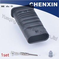 Andere Auto Electronics Black 4 Pin Wasserdichte Automobilkabel-Anschlussstecker Male 872-617-541OXYGEN Sensorauto