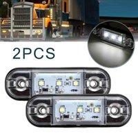 سيارة الصمام ضوء لمبة رقم ترخيص لوحة سبائك الألومنيوم + البلاستيك ل أضواء الطوارئ العلامة الجانبية