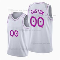 Printed Custom DIY Design Basketball Jerseys Customization Team Uniforms Print Personalized Letters Name and Number Mens Women Kids Youth Minnesota006