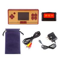 RS-20 FC Pocket Game Детский портативный плеер 2,6 дюйма цветной экран консоли портативных игроков