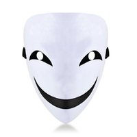 2021 New Party Mask Smiley Crying Face V-shaped Mask Halloween Scary Cosplay Costume Prop for Men Women Accessories Y0913