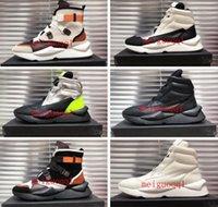 الجديد Y3 Yamamoto عالية أعلى الرجال مصمم أحذية رياضية جلد العجل أحذية رياضية الفاخرة للجنسين عالية أعلى عارضة الأحذية 28 ألوان كبيرة الحجم 35-45