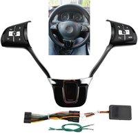 For V W J etta golf p olo passat steering wheel switch volume audio phone button hubs car accessories