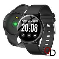 Whole Sale KW19 Reloj Smart Watch 2021 Touch Screen Fitness Sports Blood Pressure Bar Bracelet Y68 D20 T500 Smartwatch eppioneer store