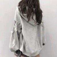 Sweatshirts Men And Women Ins Hooded Plus Velvet Thick All-match Clothes Female Students Korean Version Of Loose Long-sleeved Women's Hoodie