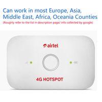 Разблокированы Huawei E5573 E5573CS-609 4G LTE FDD 3G беспроводной Wi-Fi мобильные точки доступа к точке доступа