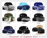 Snapbacks chapeaux chapeaux de mode de mode de mode de la rue Taille réglable Cayler Sons Casquettes de baseball de football personnalisées Drop Expédition de qualité supérieure