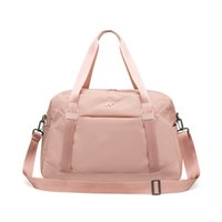 Fashion Cheap Duffle Bag Backpack Women Mens Travel Sports Gym Bag With Shoe Compartment LJ201111
