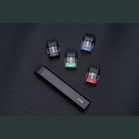 Оригинальные Sigelei VPE Открытая система POD Система E-сигарет Наборы 1000 мАч Встроенный аккумулятор 2 мл емкости картридж Vape упаковка 5 вариантов цвета