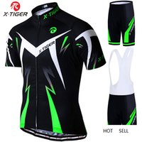 X-tiger برو الدراجات جيرسي مجموعة الصيف ارتداء الدراجة الجبلية الملابس دراجة الملابس الدراجة الملابس البدلة