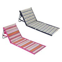 Outdoor Pads Portable Beach Ground Mat Chair Sand Free Waterproof Folding Backrest Lounger Recliner Sofa For Outdoors Camping