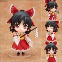 Anime japonés Touhou Project Remilia Scarlet Flandre Scarllet PVC Figura de acción Colección Modelo Juguetes Regalo de Navidad Lelakaya Y0705