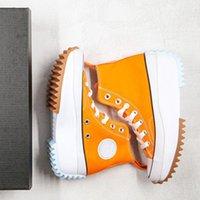 Converse canvas shoes Sneaker Kinderschuhe 2021 Design Hallo Schwarz Weiß Gummi Womens Schuhe Klassiker Lässig Anderson Chuck Wanderung Vulkanized Größe35-40