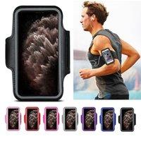 Titular de deportes para cajas de teléfono Running Bacelet Bag Case en iPhone LG Huawei Samsung Smart Thonos