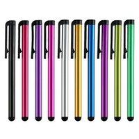 Penna del touch screen del touch screen della penna dello stilo capacitivo della penna del touch screen per il telefono Smart Phone Samsung