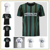 2021 2022 Chicharito La Galaxy Fans Soccer Jersey J.Dos Santos Hernandez 20 21 22 Kamaranavy كرة القدم قميص
