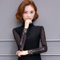 Women's Blouses & Shirts Sale Fashion Winter Spring Women Velvet Tops Warm Velour Blouse Womans Long Sleeve Basic Shirt Elegant Blusas