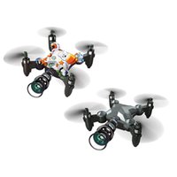 الطائرات بدون طي قابلة للطي RC FPV بدون طيار في الوقت الحقيقي 3d فليب 3-gear سرعة quadcopter لعبة