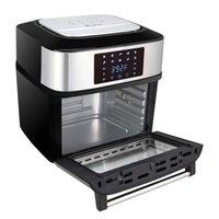 Air Fryer 1800w Pequena Cozinha Eletrodomésticos Color Preto