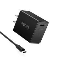 Caricatore USB C del caricatore 18W 18W Fast Energe di consegna QC 3.0 Caricabatterie per muro per la casa con cavo