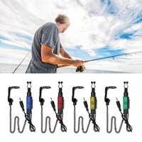 Fishing Accessories Adjustable 4Pcs Functional Chain Bite Swinger Metal Professional For Personal Use