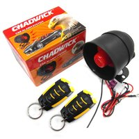 Alarm & Security CHADWICK 810-8182 Car Anti-theft Device Installation Without Cutting The Line And Plug-in