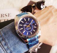 U1 41mm 36mm Mechanical Mechanical Mens montres lunettes en acier inoxydable Femmes Montres Diamond Watchs Watchs Lumineux Lumineux imperméables