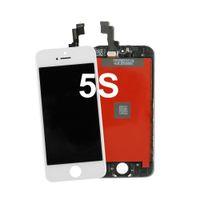 Toptan LCD Ekran iphone 5 5C 5 S SE Dokunmatik Ekran Digitizer Yepyeni Yedek Tam Montaj DHL Nakliye