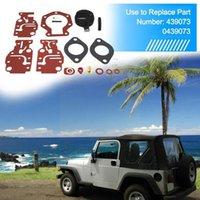 Parts Carburetor Rebuild Carb Repair Kit For 6 Hp 1986-1996 15 9.9 8 1989-1996 1989- R3S9