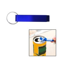 Portable 4 in 1 Bottle Opener Key Ring Chain Keyring Keychain Metal Beer Bar Tool Claw Gift Unique Creative Gift Random color OWB6720