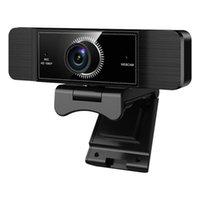 Webcams Webcam USB2.0 Fotocamera Computer FHD FHD 1080P Focus Focus Riduzione del rumore MIC 2MP Supporto per il computer portatile Desktop