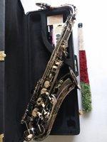 الصورة الحقيقية ألمانيا JK SX90R Keilwerth 95٪ نسخ تينور ساكسفون النيكل الفضة سبيكة ساكس الأعلى أداة موسيقية المهنية