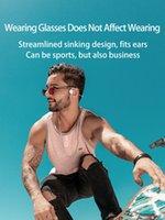 DWS 5.0 Sport sans fil Écouteur Écouteur osseux Construction Bluetooth Stéréo Écouteur imperméable audio MP3 Avec Music Microphone avec Dropshipping