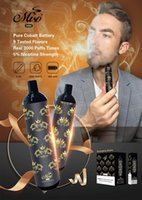Original Miso King E cigarette Disposable Vape Pod Kit 400Mah battery 3000 Puffs 8ml device With usb charge Cartridge Vapes Stick Pen VS Bang Switch Duo Puff xxl max