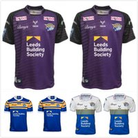 Presell 2021 Leeds Rhinos Rugby Jersey Shirts Harry Newman Rob Burrow Hombres Kevin Sinfield Danny McGuire Kylie Leuluai Barrie McDermott