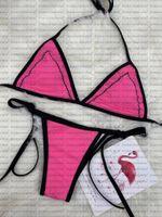 Pêche Pink Bikini C23 Womens Maillot De Maillot De Maillot De bain Support Maillot de bain de haute qualité avec coussinets pour femmes