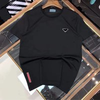 남성 캐주얼 티셔츠 여름 호흡 티즈 스트리트 착용 셔츠 Unisex Fit 편지 인쇄 T 셔츠 라운드 넥 반팔 EU 크기 XS-L