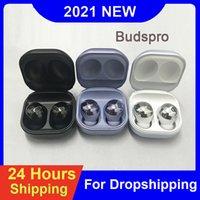 2021新しいブランドの高品質の工場価格Tws Budss-ProseのヘッドホンiOSのための真のイヤーのヘッドセットワイヤレス充電ボックスイヤホンファンタイシー技術イヤホン