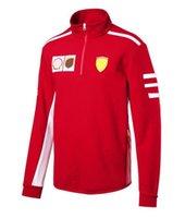 F1 Racing Jacket 2021 Sweat-shirt de voiture Schumacher, le même style est personnalisé