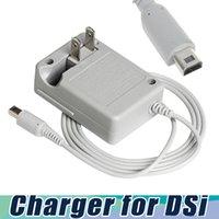 Adaptador de alimentación de CA para Nintendo 3DS 3DSXL 2DS NDSI DSI LL XL cargador de pared