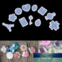 12Pcs set Holes Key Waterdrop Silicon Mold Mould Resin Jewelry Making DIY Craft Factory price expert design Quality Latest Style Original Status