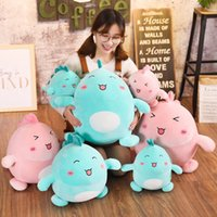 Soft cute down cotton Dinosaur Plush toys lovers creative doll children's birthday gift