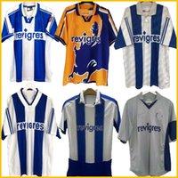 Ретро 2003 04 Porto Soccer Tebacryseys 1994 95 96 97 98 99 00 01 деко Маккарти Винтаж Футбол Камиссетас Футбол Камизас CamiSetas Kit Classic Kit