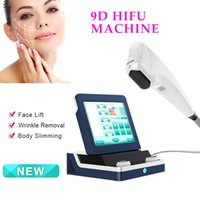High Tech 9D HIFU Lose weight Machine Focused Ultrasound Fat Removal 3DHIFU Lipo Slimming Body Shaping Equipment
