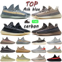2021 New v2 Ash stone blue pearl Fade mens running shoes carbon Sand Taupe earth cinder zyon white reflective men women sneakers